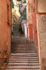 Upstairs - 	as the crow flies,liguria, italy
