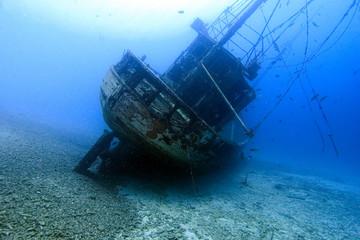 Shgipwreck Our Confidence, Bonaire