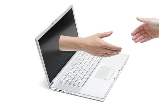 handshake online