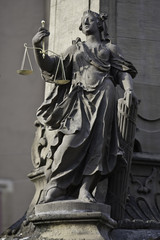 Justitia (Gerechtigkeit)