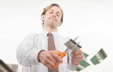 Cut out debt