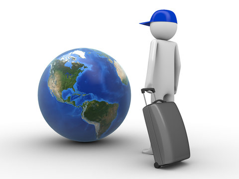 Where do you want to travel today? (Americas)