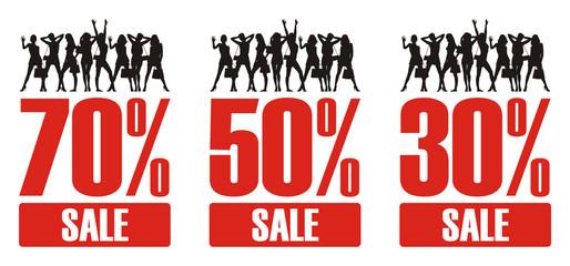 The big sale 7