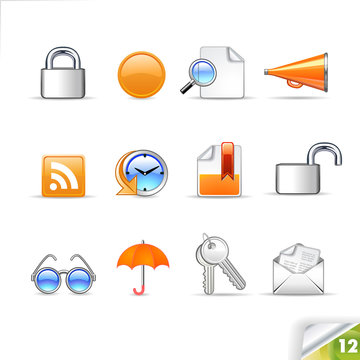 Infinity Collection   Icon set 12
