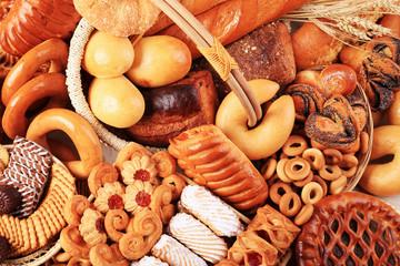 Keuken foto achterwand Bakkerij bakery