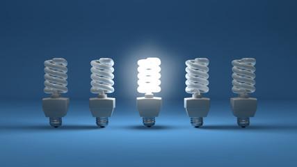 ampoules économie d'énergie
