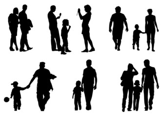 Couples with children