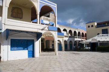 town square essaouira morocco