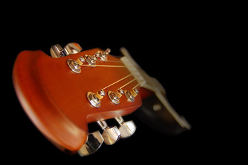 Gitartrenhals