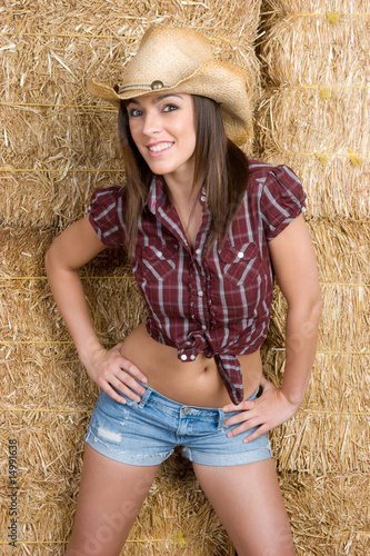 quotplayful cowgirlquot stock photo and royaltyfree images on
