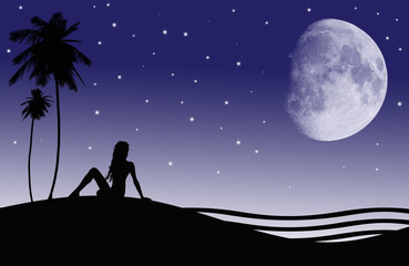 notte al mare