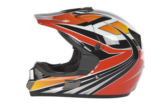 motocross motorcycle helmet