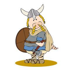 Viking pig