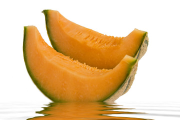 Melone a fette