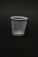 poubelle miniature