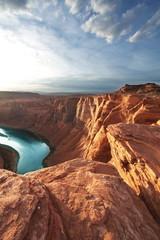 Deurstickers Canyon Canyon