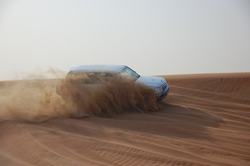 Jeep deserto Dubai
