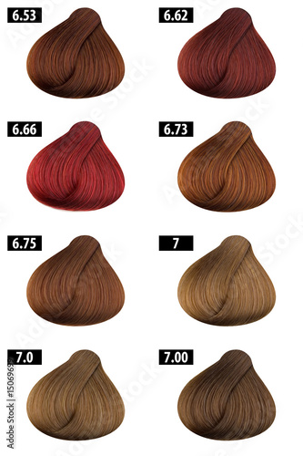 30 Best Shades Of Brown Hair Bronze Color Pinit