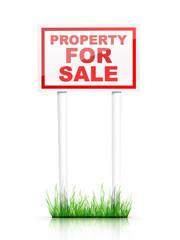 Artwork For Real Estate  - Sign Property For Sale