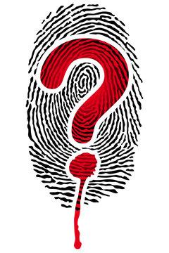 Empreinte digitale et interrogation