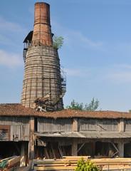 18th century lime kiln