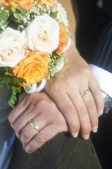 mani e anelli