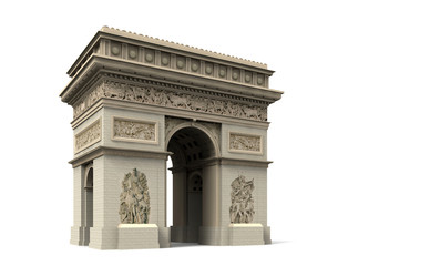 Arc de Triomphe, Triumphbogen