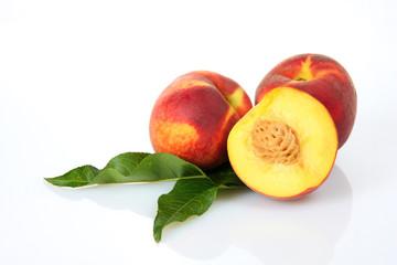 frische pfirsiche/fresh peach