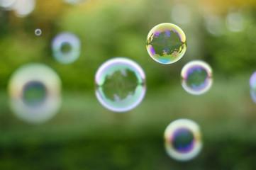 soap-bubbles