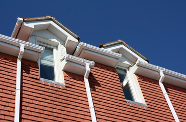Gutters Soffits & Drainpipes