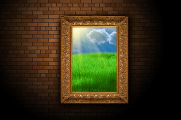 color landscape