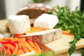 delicatessen cheeses