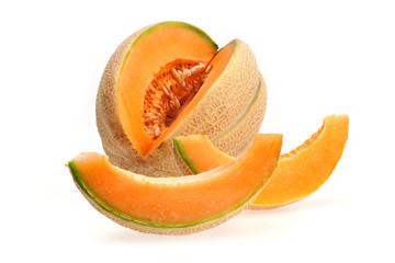 Melone tagliato