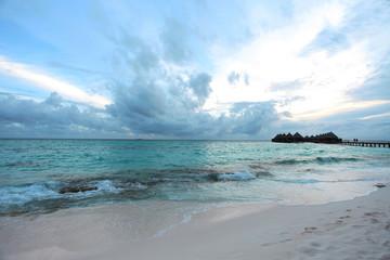 Malediven - Angaga - Maldves