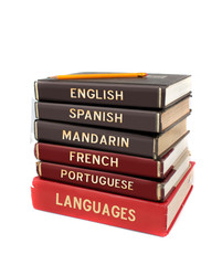 Language text books