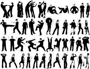 Collection of Silhouettes