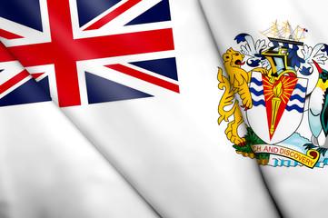 Flag of British Antarctic Territory (UK)