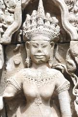 Apsara, Angkor Vat