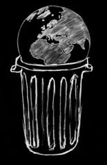 terre et pollution
