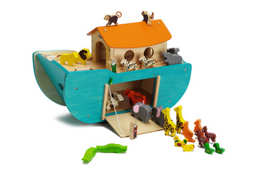 Children's toy ark