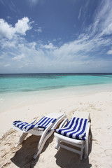 Deck chairs - Maldives - Strandliegen - Maldives