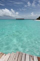 Wasserbungalows - Malediven - Water bungalows - Maldives
