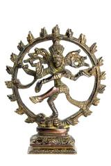 Statue of indian hindu god Shiva Nataraja
