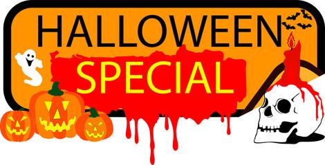 Button Halloween Special