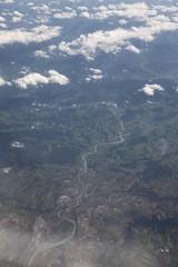 Luftaufnahme - Fluss - Aerial shot - River