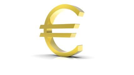 Eurozeichen gold