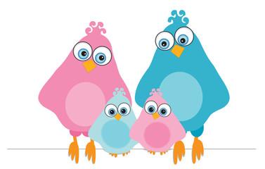 family-birds