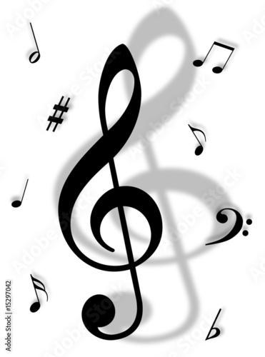 Chiave Di Violino Immagini E Vettoriali Royalty Free Su Fotolia Com