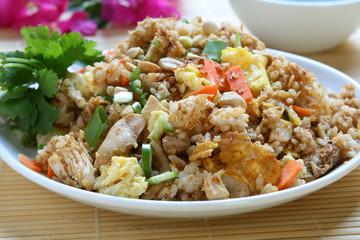 Khao Phad (Thai Fried Rice)
