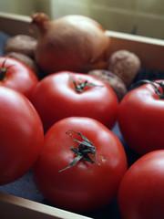 tomates de cuisine